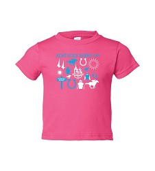 Kentucky Derby 144 Toddler Derby Story Tee