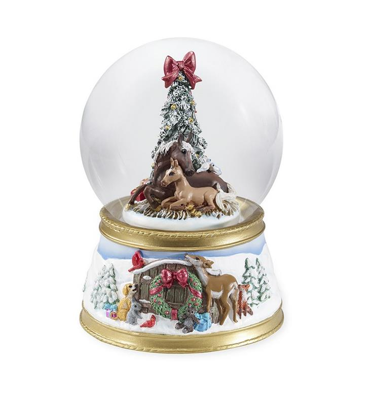 The Gift of Love Snow Globe,#700239 4.75/4.75/6.