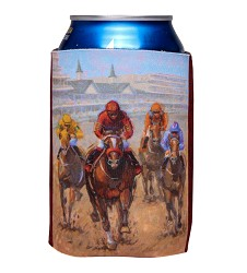 2018 Art of the Derby Coozie,AOTD COOZIE ONE SIZE
