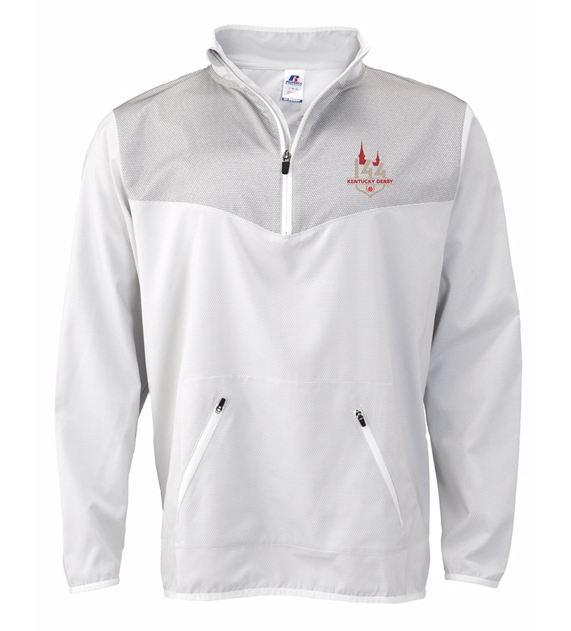 Kentucky Derby 144 Embroidered Windbreaker,MWPRVM1 PROTO64
