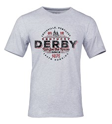 Kentucky Derby 144 Vintage Circle Tee