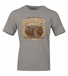 Kentucky Derby 144 Horseshoe Tee