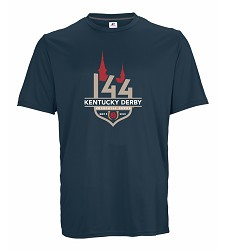 Kentucky Derby 144 Performance Tee,629X2M1 KYD P 67