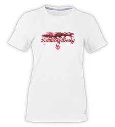 Kentucky Derby 144 Ladies' Racing Field Tee