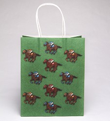 """""""A Day at the Races"""" Gift Bag,#77623 GIFT BAG"""
