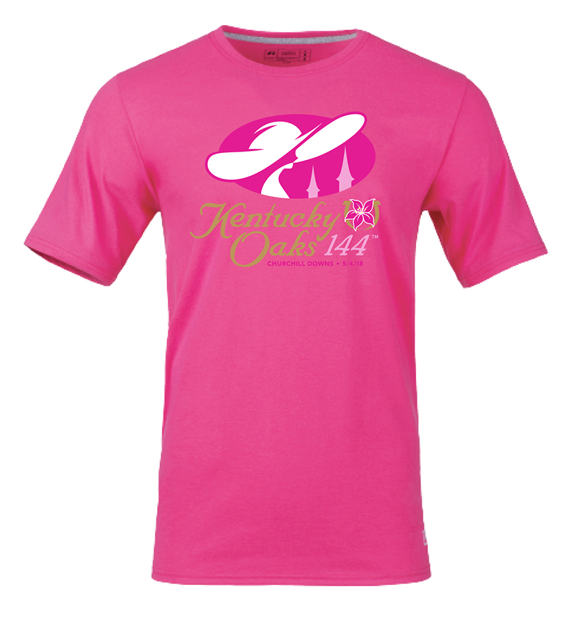 Kentucky Oaks 144 Official Logo Tee,64STTMO 1111 PROTO 6