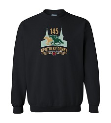 Kentucky Derby 145 Logo Crewneck Sweatshirt