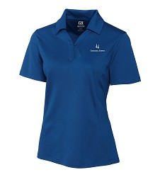 Ladies' Churchill Downs Logo Genre Polo