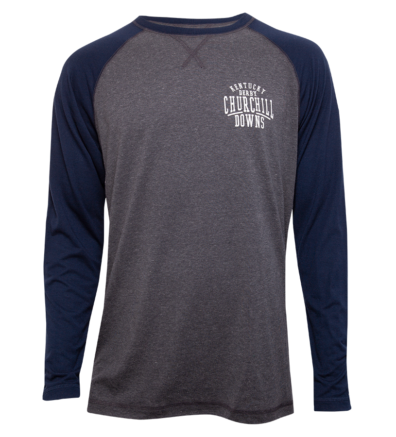 Churchill Downs Logo Double PlayTee,T06NGN-F17002