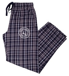 Churchill Downs Logo Flannel Pants