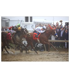Justify #0757 Matted Original