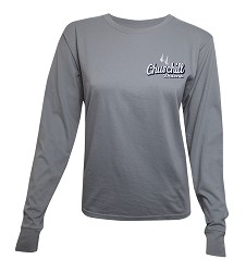 Churchill Downs Ringspun Long-Sleeved Tee
