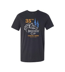 Breeders' Cup Official Churchill Tee,BC9475