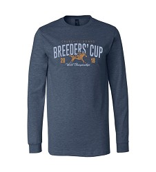 Breeders' Cup Churchill Arch Long-Sleeved Tee,BC9451