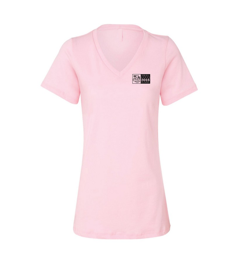 Breeders' Cup World Champions Ladies' Tee,BC9471