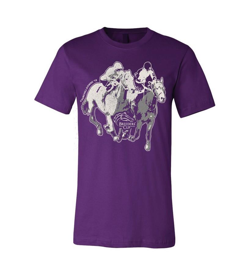 Breeders' Cup Vintage Horse Tee,BC9457