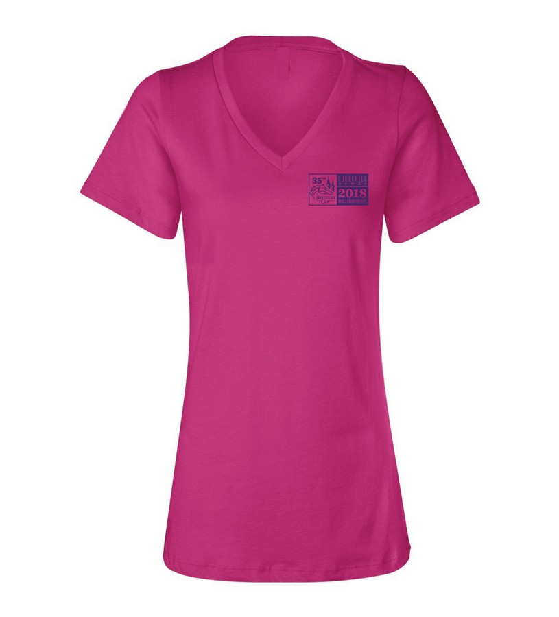 Breeders' Cup International Ladies' Tee,BC9463