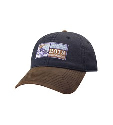 Breeders' Cup Oil Cloth Bill Hat