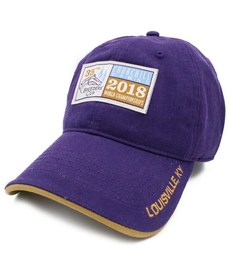 Breeders' Cup Trophy Cap,BC9292