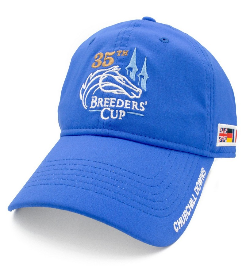 Breeders' Cup International Flags Cap,BC9295