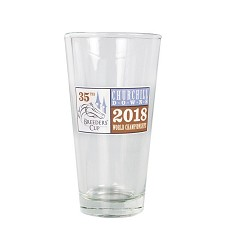 Breeders' Cup 2018 Pint Glass,BC2437