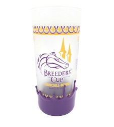 Breeders' Cup 2018 Dipped Official Glass,MM2514