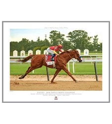 Justify Dual Signed Limited Edition Print