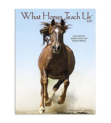2019 What Horses Teach Us Engagement Calendar