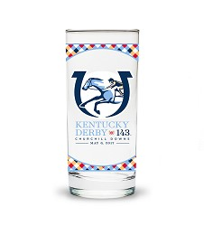 Kentucky Derby 143 Official Derby Glass,Derby Glasses-2010s,GD16196MJ
