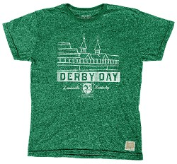 Kentucky Derby 143 Grandstand Tee,RB124-MTS KYDB033A