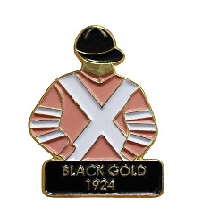 1924 Back Gold Tac Pin