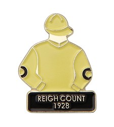 1928 Reigh Count Tac Pin