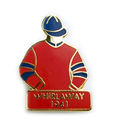 1941 Whirlaway Tac Pin,Winners Tac Pins-Triple Crown,1941