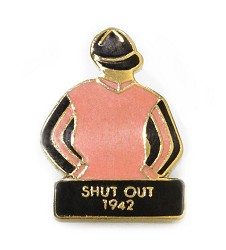 1942 Shut Out Tac Pin,1942