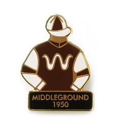 1950 Middleground Tac Pin