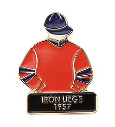 1957 Iron Leige Tac Pin