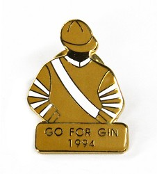 1994 Go For Gin Tac Pin
