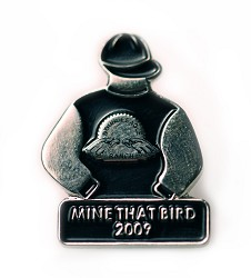 2009 Mine That Bird Tac Pin,2009