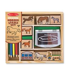 Horse Stamp Set by Melissa and Doug