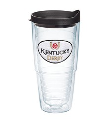 Kentucky Derby Icon Tervis Tumbler 24 Ounce