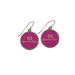 Kentucky Oaks Icon Earrings,KER903 PINK