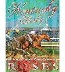 Run for the Roses Print