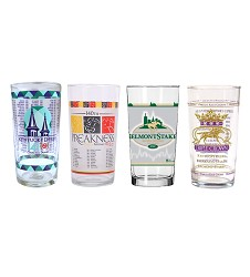 Triple Crown 2015 Julep Glass Set