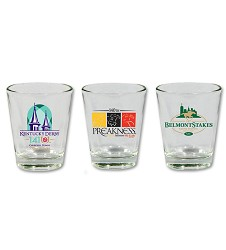 Triple Crown 2015 Special Edition Shot Glass Set