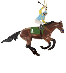 American Pharoah Ornament