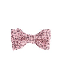 Vineyard Vines Lillies Bowtie Pink