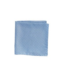 Vineyard Vines Derby Print Pocket Square Royal Blue