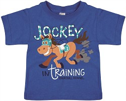 Jockey in Training Tee