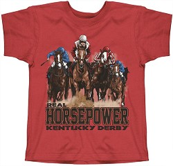 Youth Horsepower Tee,CUSTOM