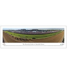 Kentucky Derby Panorama Unframed